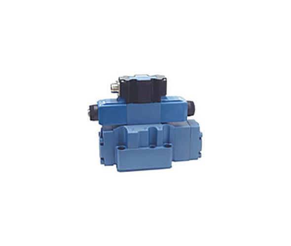 Distribuitoare comandă electrohidraulică