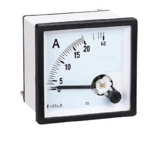 Ampermetre
